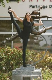 Chapman University Dance and Movement Workshop